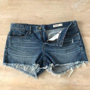 Blank NYC Little Queenie Denim Shorts - Size 30